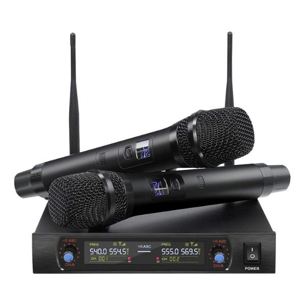 NASUM Wireless Microphone review