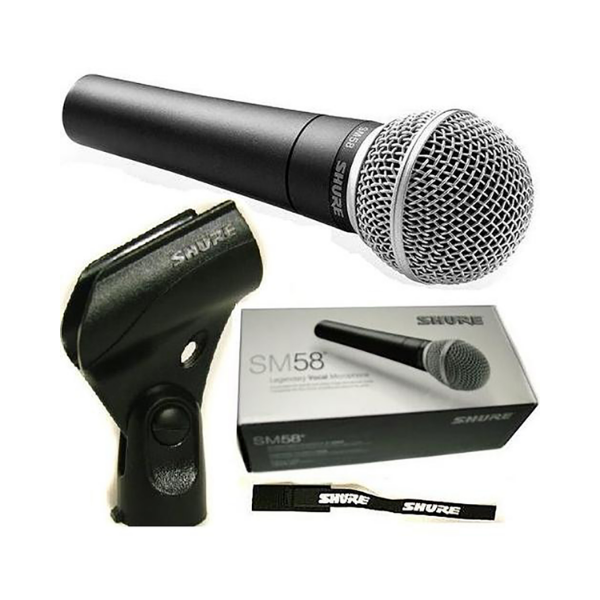 Shure SM58S review